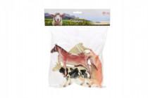 Zvířata farma plast 11-16cm