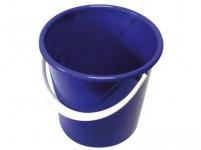 vědro 10l s měrkou plastové - mix barev