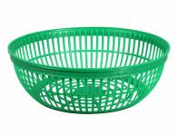 Košík na cibuloviny zelený d25cm