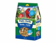 Zob PEPIK & FERDIK pro střední papoušky 500g