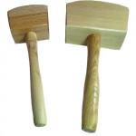 palička tesařská 350g, 105x65x300mm dřevěná