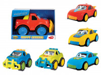 Auto Happy Runner 27 cm - mix variant či barev