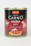 Animonda GranCarno dog konz. - masová směs 800 g