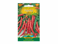Osivo Paprika zeleninová pálivá GUTERA, červená, zelená
