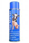 Spray značkovací Euro Farm (Top marker) 500ml modrý