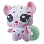Littlest Pet Shop Plyšové zvířatko ukryté v pitíčku - mix variant či barev