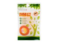 Repelentní náramek proti hmyzu pro děti i dospělé, 100% přírodní, žlutý