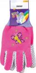 Rukavice dětské Stocker růžové - 1 pár