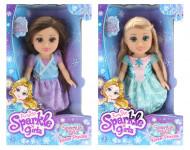Panenka Zimní princezna Sparkle Girlz