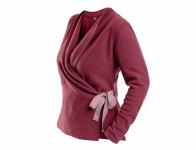 Mikina GARDEN GIRL CLASSIC zavinovací fleecová velikost M/L