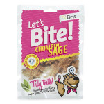 Brit DOG Let´s Bite Chompin´Sage 150 g