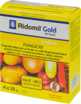 Ridomil Gold MZ Pepite - 4x25 g