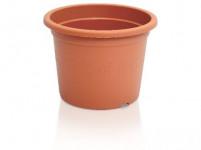 květináč PLASTICA 9 v. 6,7cm TE (R624)