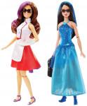 MATTEL Barbie Tajný tým - mix variant či barev - VÝPRODEJ