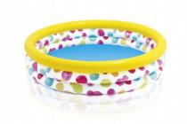 Bazén dětský s puntíky nafukovací 147x33cm