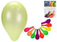 Nafukovací balónky 26 cm 10 ks - mix barev