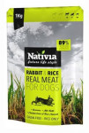 Nativia Dog REAL Meat Beef & Rice 8 kg