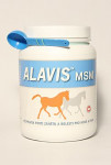 Alavis MSM pro koně + vitamin C plv 600 g