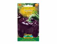 Osivo Paprika zeleninová k rychlení ODA, černá