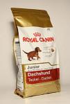 Royal Canin BREED Jezevčík Junior 1,5 kg