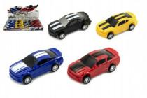 Auto plast 7cm na zpětné natažení - mix barev