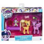 My Little Pony Set 2 poníků s doplňky- mix variant či barev