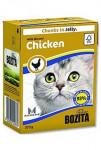 Bozita Cat kousky v želé s mletým kuřecím masem TP 370