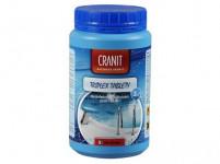 CRANIT TRIPLEX tablety 1kg, dezinfekce, proti řasám, vločkování