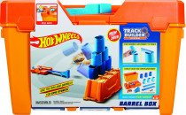 Hot Wheels Track builder barel