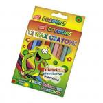 Plastissimo voskovky plastic mix 12 barev/sada