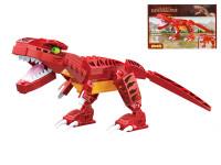 EDUKIE stavebnice dinosaurus 131 ks