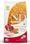 N&D Low Grain Dog Adult M/L Chicken & Pomegranate 12 kg