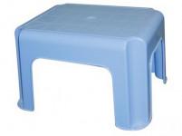 stolička dětská TEDDY 29x24x18cm plastová - mix barev - VÝPRODEJ