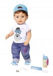 Zapf Creation Starší bratříček BABY born Soft Touch, 43 cm