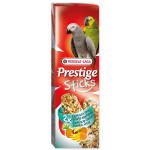 Tyčinky VERSELE-LAGA Prestige exotické ovoce pro velké papoušky (140g) - VÝPRODEJ