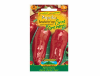 Paprika zeleninová CORNO DI TORO ROSSO, červená