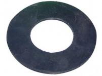 těsnění WC AQUA NOVA memb. rovná,66x30 gum.