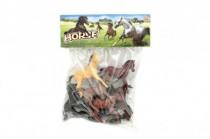 Kůň plast 10cm