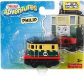 Mašinka Tomáš a přátelé kovový model Philip