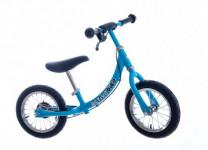 "Odrážedlo modré kov 12"" nosnost 30kg Active Bike"