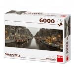 Puzzle 6000 dílků: Amsterdam