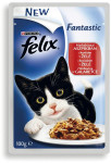 Felix cat kaps.-Fantastic hovězí v želé 100 g