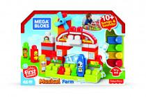 Mega Bloks hudební farma