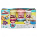 Hasbro Play-Doh Sada s konfetami 6 ks
