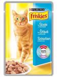 Friskies cat kaps. ve Šťávě s lososem 100 g