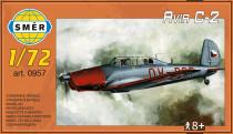 Model Avia C-2 1:72 15,2x1,18 cm