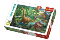 Puzzle Dinosauři 33x22cm 60 dílků