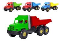 Auto nákladní 77 cm - mix barev