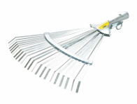 Hrábě kombinované 16+6 prutů stavitelné 34-52cm