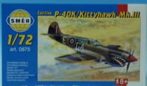 CURTISS P - 40K  1:72